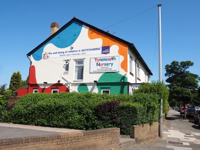 Tynemouth Nursery At North Shields
